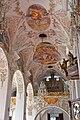 Ossiach Pfarrkirche Mariae Himmelfahrt Stuckaturen und Freskomalereien 19092014 584.jpg