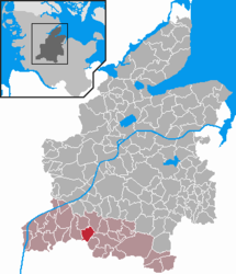 Osterstedt – Mappa