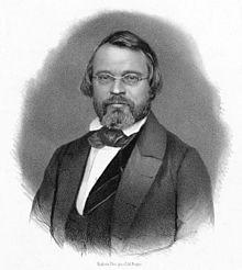 Otto Jahn, 1857 (Quelle: Wikimedia)