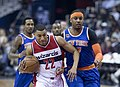 Otto Porter Jr., Carmelo Anthony (32518048711).jpg