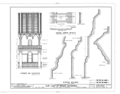 Our Lady of Peace Cathedral, 1183 Fort Street, Honolulu, Honolulu County, HI HABS HI,2-HONLU,21- (sheet 5 of 8).png