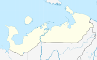 NNM is located in Nenets Autonomous Okrug