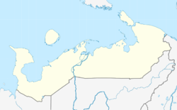 Naryan-Mar is located in Nenets Autonomous Okrug