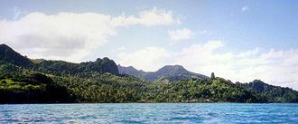 Ovalau (Fiji) - Image: Ovalau