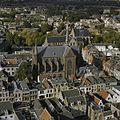 Overzicht Sint Willibrorduskerk vanaf de domtoren - Utrecht - 20367569 - RCE.jpg