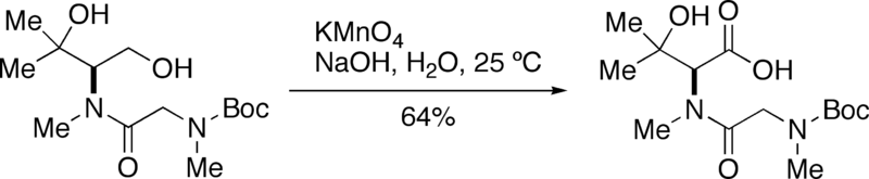 amino acid preparation