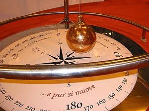 Spanish Foucault pendulum
