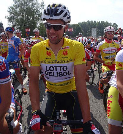 Péronnes-lez-Antoing (Antoing) - Tour de Wallonie, étape 2, 27 juillet 2014, départ (D10).JPG
