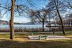 Pörtschach Hans-Pruscha-Weg Park mit Schachspielplatz 23122017 2135.jpg