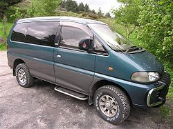 1994 L400 Model Delica Space Gear Super Exceed