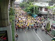 Crisi politica in Thailandia del 2008