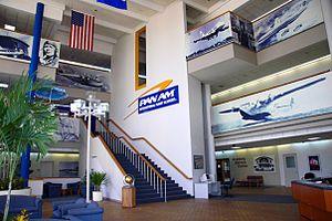 Pan Am International Flight Academy - PAIFA Lobby
