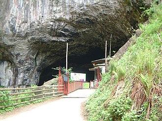 Titan (cave) - Peak Cavern, which also provides access to Titan.