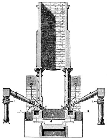 PSM V38 D342 Cross section of a refinery.jpg