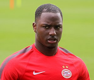 Jetro Willems - Willems training with PSV in 2014