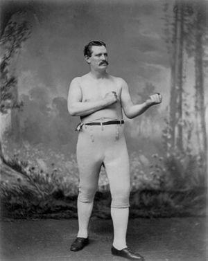 Paddy Ryan - Paddy Ryan, 1887