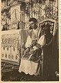 Padre Carmelo Calabrò mentre celebra la sua Prima Messa, ad Allume, il 20 Agosto 1944.jpg