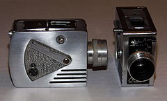 "Pair of Vintage ""Spy-Type"" Minature Cameras, ""Minute 16"" by Universal, Made in USA (8453985168).jpg"