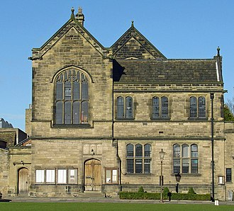 Durham University Library - Palace Green Library houses the heritage and special collections