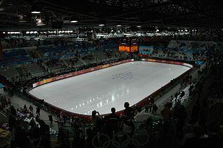Figure skating rink