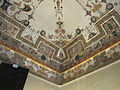 Palazzina di marfisa d'este, sala F, soffitto del bastianino con restauri novecenteschi 08.JPG