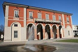 Vecchia sede del Comune, poi sede della Biblioteca ora Urban Center