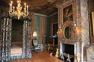 Het Loo Palace - Queen Mary's bedroom