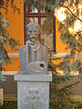 Pancevo gymnasium-Uros Predic-bust.jpg