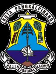 Kota Pangkalpinang Wikipedia Bahasa Indonesia Ensiklopedia Bebas