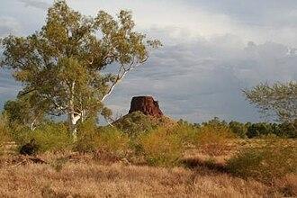 Pannawonica, Western Australia - Pannawonica Hill