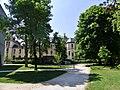 Parc du Verney et collège Louise de Savoie à Chambéry (2018).JPG