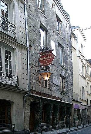 House of Nicolas Flamel - Image: Paris Auberge Flamel