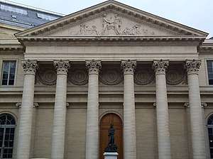 Paris Descartes University - Image: Paris Descartes Building