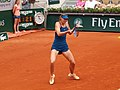 Paris-FR-75-open de tennis-2018-Roland Garros-stade Lenglen-29 mai-Maria Sharapova-17.jpg