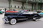 Paris - Bonhams 2017 - Cadillac Series 62 cabriolet - 1947 - 002.jpg