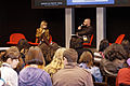 Paris - Salon du livre 2012 - Sophie Audouin-Mamikonian - Interview - 001.jpg