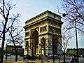 Paris Arc de Triomphe de l'Etoile 20080125.jpg
