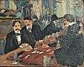 Paris Café -Jeu de Cartes (1908-1910) - Amadeo de Souza-Cardoso (1897 - 1918) (32438204070).jpg