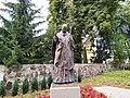 Park Mszczonów - John Paul II statue.jpg