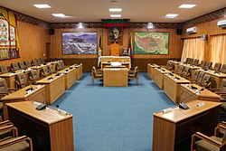 Parliament of the Central Tibetan Administration 02.jpg