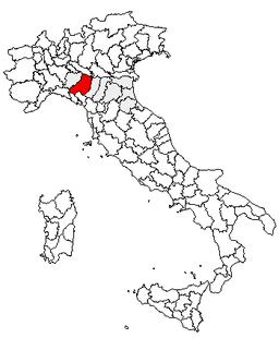 parma italien karta Parma (provins) – Wikipedia parma italien karta