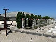 Expo'98 fuarının yapıldığı modern Parque das Nações