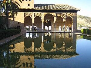 Partal at Alhambra 01