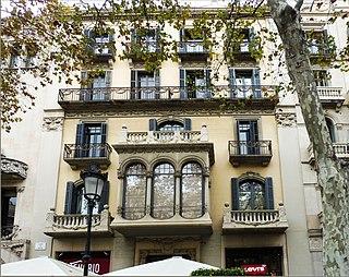 House in Barcelona, Spain
