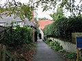 Path leading to St Mary's church - geograph.org.uk - 1025144.jpg
