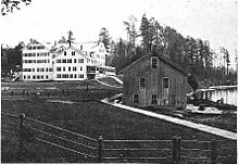 Paul Smith's Hotel - Paul Smith's Hotel - Wikipedia, the free encyclopedia - Paul Smith's Hotel, formally known as the Saint Regis House, was founded in   1859 by Apollos (Paul) Smith in the town of Brighton, Franklin County, New York   in ...