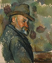 Paul Cezanne - Self-Portrait with a Hat - Google Art Project.jpg