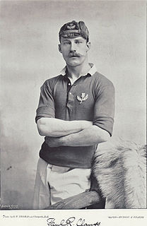 Paul Clauss German rugby union player