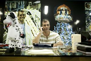 Paulo Barros (carnival planner)