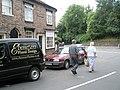 Pedestrians passing Ebenezers in Bridgnorth - geograph.org.uk - 1454228.jpg